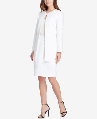 Tahari ASL Topper Skirt Suit, Regular & Petite