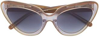 Erdem cat eye sunglasses