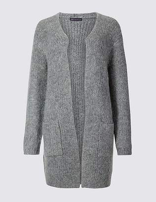 Marks and Spencer Super Soft Open Front Cardigan