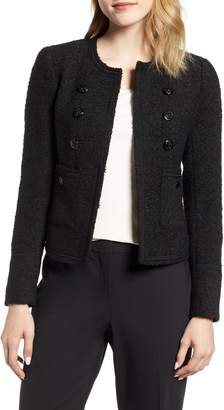 Anne Klein Military Jacket