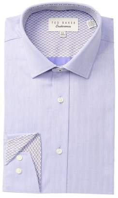 Ted Baker Queenyy Trim Fit Dress Shirt