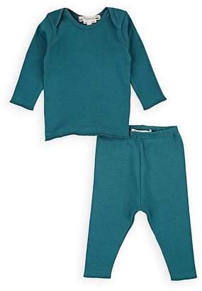 Bonpoint Infants' Cotton Jersey T-Shirt & Leggings Set