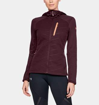 Under Armour Women's ColdGear Reactor Exert Jacket