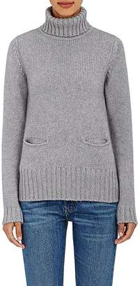 Barneys New York Women's Cashmere Turtleneck sweater $675 thestylecure.com