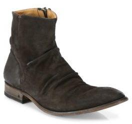 John Varvatos Morrison Suede Boots $798 thestylecure.com