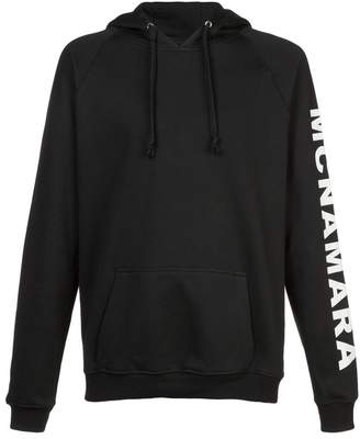 Cynthia Rowley Midnight MCNAMARA Graphic Hoodie