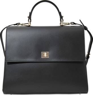 Hugo Boss Bespoke M Top Handle bag $1,245 thestylecure.com