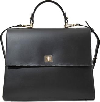 Hugo Boss Bespoke M Top Handle bag $1,185 thestylecure.com