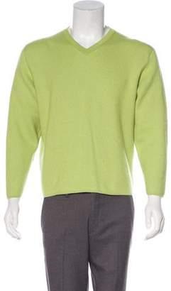 Hermes Cashmere & Silk Sweater