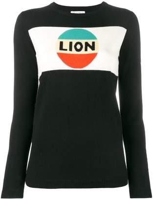 Bella Freud Lion インターシャセーター
