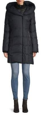 Soia & Kyo Hooded Puffer Coat