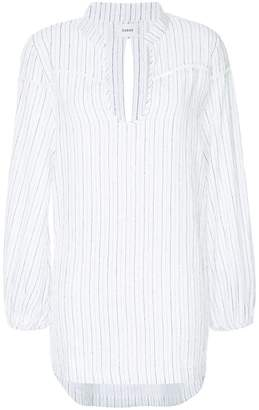 DAY Birger et Mikkelsen Suboo Tulum stripe beach shirt