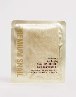 Tony Moly Tonymoly Intense Care Gold 24k snail hydrogel mask