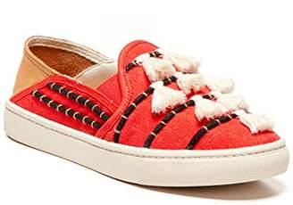 Soludos Women's Tassel Slip Sneaker