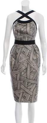Proenza Schouler Jacquard Midi Dress