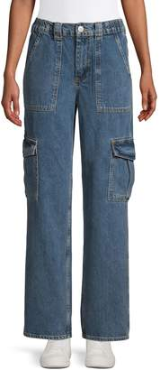 BDG High-Rise Cargo Jeans