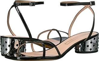 Marc Jacobs Women's Sybil Ankle Strap Heeled Sandal