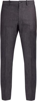 CONNOLLY High-rise denim trousers