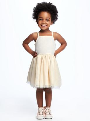 Tutu Tank Dress for Toddler Girls $22.94 thestylecure.com