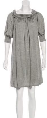 Martin Grant Silk Mini Dress