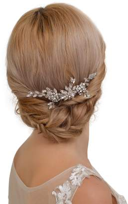 styling/ ULAPAN Bridal hair Accessories,Wedding Hair Comb,Wedding Hair Piece,Bridal Headband,HP77