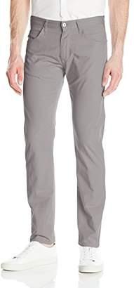 Armani Jeans Men's Cotton Dyed Twill Denim