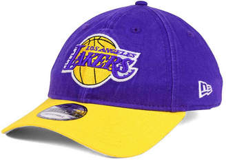 New Era Los Angeles Lakers 2 Tone Shone 9TWENTY Fitted Cap
