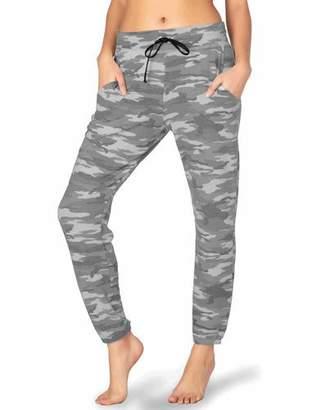 Beyond Yoga Living Easy Camo-Print Sweatpants