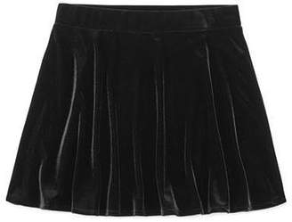 Total Girl Textured Skirt - Girls 7-16 and Plus