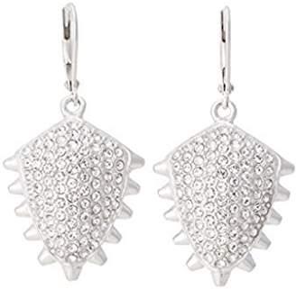 Sam Edelman Women's Sand Dunes Pave Stud Drop Earrings