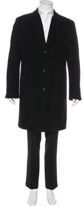 HUGO BOSS Boss by Straus Wool Coat