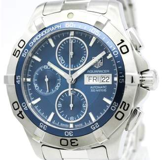 Tag Heuer Aquaracer CAF2012 Stainless Steel Automatic 44mm Womens Watch