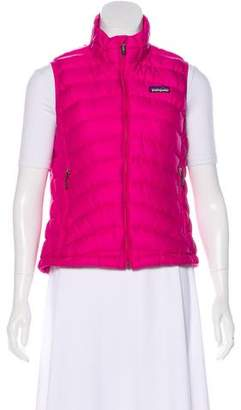 Patagonia Quilted Down Vest