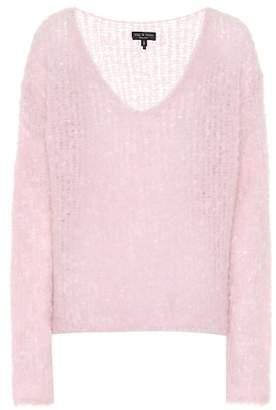 Rag & Bone Mohair-blend sweater