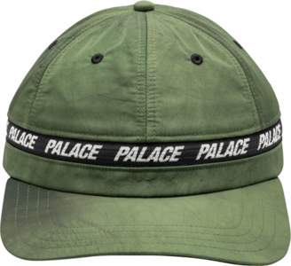 Palace Top Off Shell 6-Panel Cap