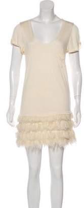 Diane von Furstenberg Casual Short Sleeve Dress
