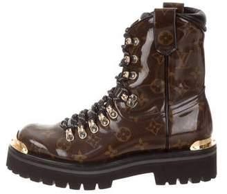 d92fefc77950 Louis Vuitton Outland Ankle Boots