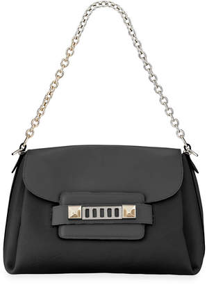 Proenza Schouler PS11 Two-Tone Classic Crossbody Bag