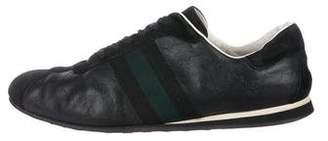 Gucci Guccissima Web Sneakers