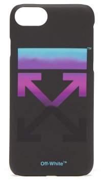 Off-white - Gradient Arrow Logo Iphone 8® Case - Mens - Black
