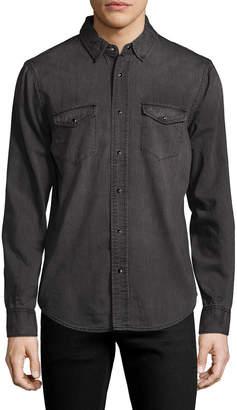 BLK DNM BLK Denim 25 Spread Collar Shirt