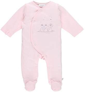 Noukie's Baby Girls' Pyjama 1PCS Jersey Cocon Sleepsuit,(6M)