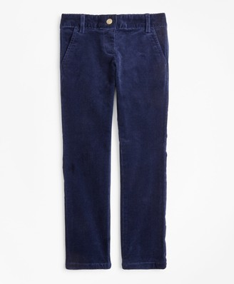 Brooks Brothers Girls Corduroy Pants