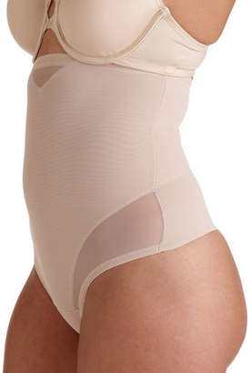 Miraclesuit Sheer High-Waist Thong
