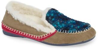 CLOUD Justica Wool Lined Slipper