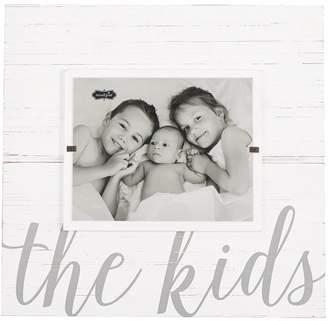 "Mud Pie The Kids Script Frame -17.5"" x 18"""