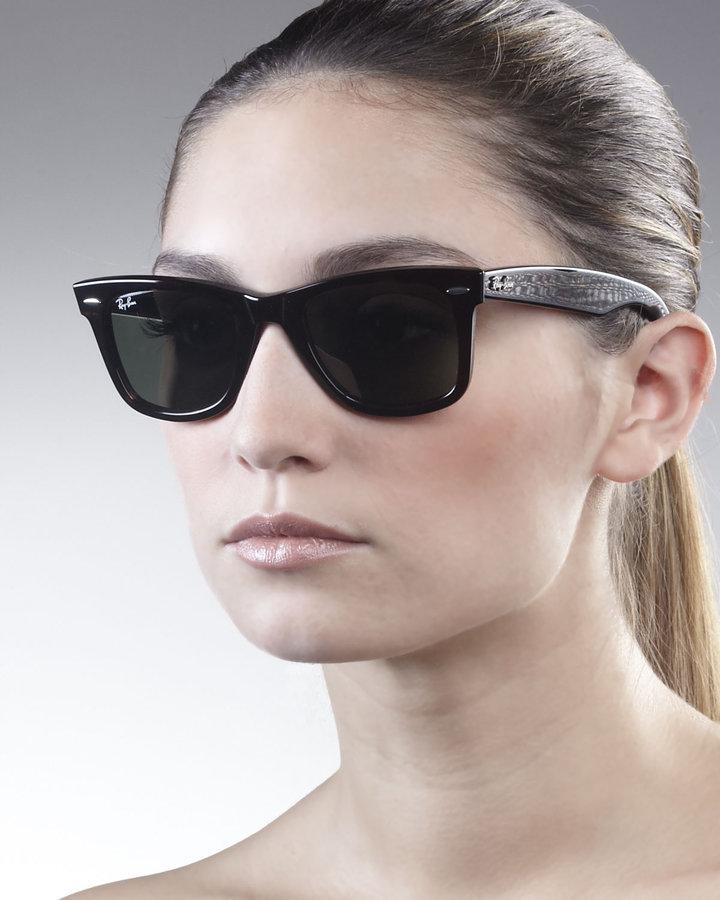 Ray-Ban Original Wayfarer Sunglasses, Tortoise