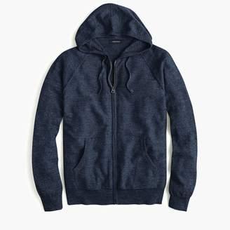 J.Crew Rugged cotton raglan-sleeved hoodie