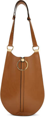 Marni Brown Earring Bag