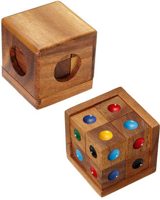 Toys(トイズ) CP-04/CP-07 キューブパズル 7+カラーキューブ 8 セット
